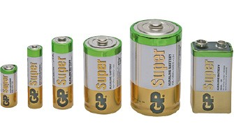 Batteries, Rechargeable batteries and coin cells