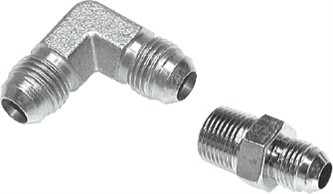 JIC, UNF, UN adapters & Screw fittings